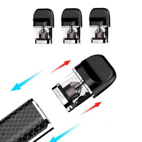 SMOK NOVO REFILLABLE REPLACEMENT PODS | 2ML | 3PACK