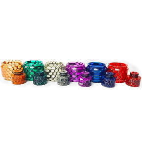 RESIN COBRA REPLACEMENT TUBE WITH DRIP TIP | TFV12 BABY PRINCE | ASSORTED COLORS | SINGLE [1AV-TF016H]
