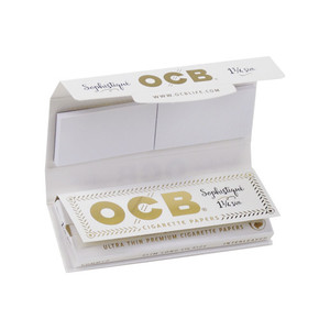 OCB SOPHISTIQUE ROLLING PAPERS & TIPS | DISPLAY OF 24 BOOKLETS | 1 1/4 [1OSP12]