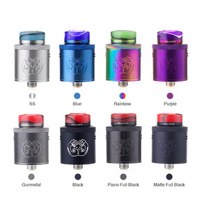 HELLVAPE DROP DEAD RDA BY TVC & HEATHEN | 24MM