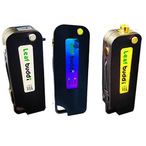 LEAF BUDDI KEY BOX V PRO VARIABLE VOLTAGE KEY FOB BOX MOD WITH BUILT IN USB CHARGER | 510 CE3 | 350MAH