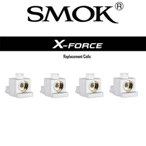 SMOK X-FORCE REPLACEMENT COILS | 4PACK