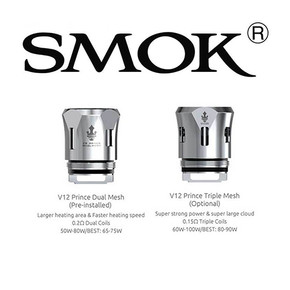 SMOK TFV12 PRINCE MESH SERIES REPLACEMENT COILS | 3PACK