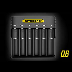 NITECORE Q6 BATTERY CHARGER | 6 SLOT