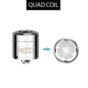YOCAN LOADED QUARTZ REPLACEMENT COILS | 5PACK