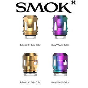 SMOK TFV8 BABY BEAST V2 REPLACEMENT COILS | COLOR EDITION | 3PACK