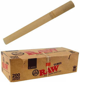 RAW CIGARETTE TUBES | CLASSIC | KING SIZE | 5PACK