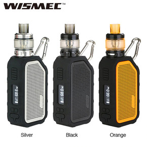 WISMEC ACTIVE & 4.5ML AMOR NS PLUS TANK KIT | BLUETOOTH | 80W | 2100MAH