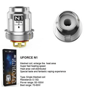 VOOPOO UFORCE N SERIES REPLACEMENT COILS | 5PACK