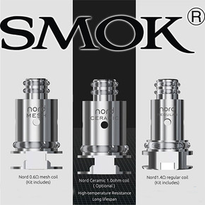 SMOK | NORD REPLACEMENT COILS | 5PACK