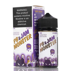 PB & JAM MONSTER | 100ML