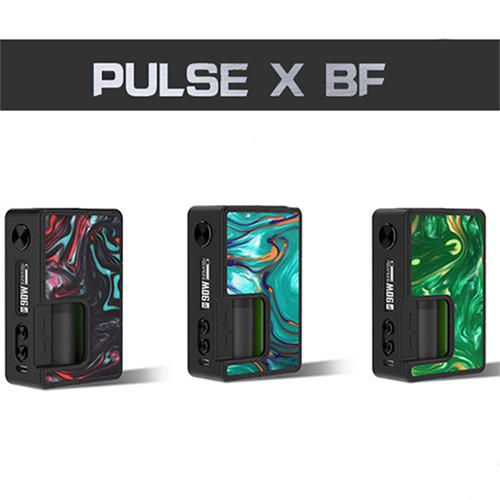 VANDY VAPE   PULSE X BF SQUONK BOX MOD   8ML   90W