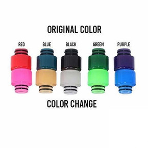 BLITZ COLOR CHANGING REPLACEMENT DRIP TIPS | TFV8 | PACK OF 5