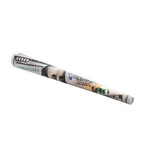 HONEYPUFF PRE-ROLLED $100 BILL CONES | 110MM | DISPLAY OF 24 TUBES
