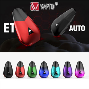 VAPTIO ET AUTO POD SYSTEM STARTER KIT WITH 1.5ML REFILLABLE POD | 12W | 550MAH