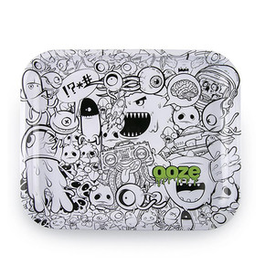 OOZE ROLLING TRAY | LARGE | MONSTEROUS
