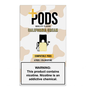 PLUS PODS | SINGLE PACK OF 4 PODS
