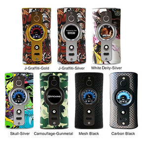 VSTICKING VK530 BOX MOD | 200W | TC