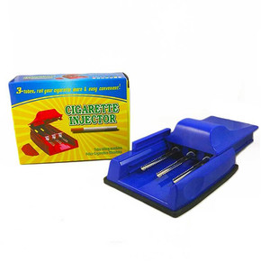 TRIPLE CIGARETTE INJECTOR | 84MM | ASSORTED COLORS