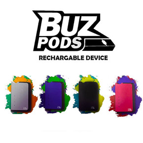 BUZ PODS | POD DEVICE BATTERY MOD WITH USB CHARGER | 1 DEVICE