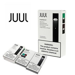 JUUL | STARTER KIT | WITH 2 X 0.7ML PRE-FILLED PODS