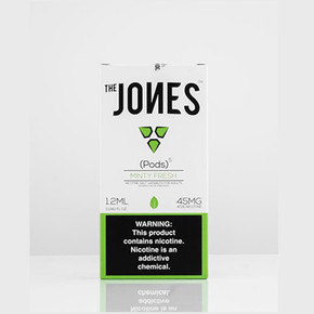 THE JONES PODS | 1.2ML | SINGLE PACK OF 5 PODS