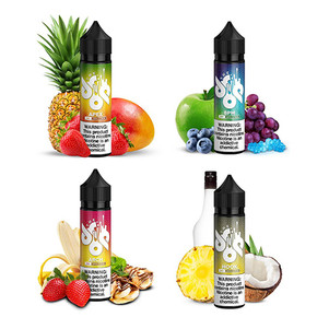 SILVERBACK JUICE CO. | THE DROP SERIES | 60ML