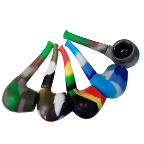 """SILICON HAND PIPE 