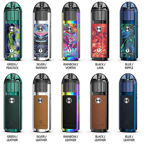 LOST VAPE | LYRA REFILLABLE POD SYSTEM STARTER KIT | 2ML | 1000MAH