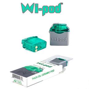 SMOKING VAPOR | WI-POD 1.2ML REFILLABLE PODS | PACK OF 2