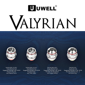 UWELL | VALYRIAN 2 REPLACEMENT COILS | PACK OF 2