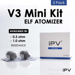 IPV V3   ELF ADA COILS   2PACK