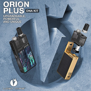 LOST VAPE | ORION PLUS POD SYSTEM STARTER KIT | WITH 2ML REFILLABLE POD | 22W | 950MAH