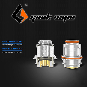 GEEKVAPE | Z SERIES MESH REPLACEMENT COILS | 5PACK