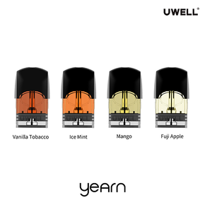 UWELL | YEARN PRE-FILLED REPLACEMENT POD | 2PACK | 1.5ML