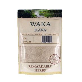 REMARKABLE HERBS | KAVA | 3OZ POWDER BAGS