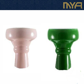 MYA | PORCELAIN EGYPTIAN HOOKAH BOWL | ASSORTED COLORS