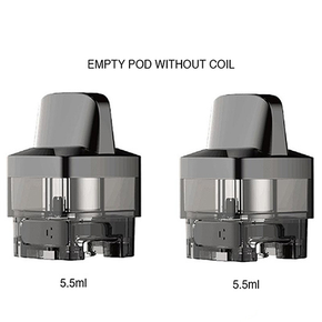 VOOPOO | VINCI REFILLABLE REPLACEMENT POD | WITHOUT COIL | 5.5ML | PACK OF 2