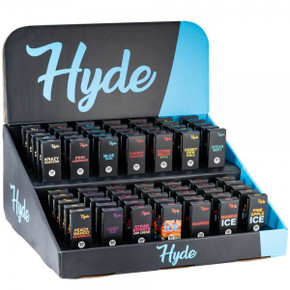 HYDE DISPOSABLE POD DEVICE COUNTER DISPLAY | DISPLAY OF 70