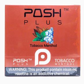 POSH PLUS | PRE-FILLED NICOTINE SALT DISPOSABLE POD DEVICE | 2ML | 60MG | SINGLE