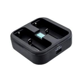 LITHICORE   PULSE   2 BAY BATTERY CHARGER