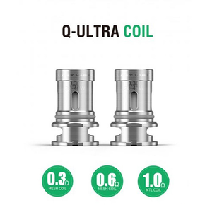 LOST VAPE   ULTRA BOOST REPLACEMENT COILS   5 PACK