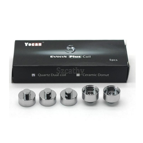 YOCAN | COIL CAP FOR EVOLVE & PANDON | PACK OF 5