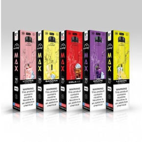 HYPPE MAX | DISPOSABLE VAPE DEVICE | 50MG | 5.0ML