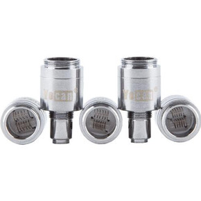 YOCAN | EVOLVE QUARTZ DUAL COILS | PACK OF 5