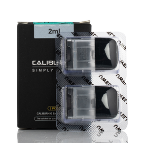 UWELL   CALIBURN G REFILLABLE REPLACEMENT POD