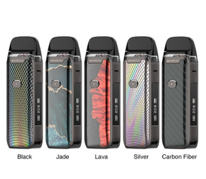 VAPORESSO   LUXE PM40 POD SYSTEM STARTER KIT W/ REFILLABLE REPLACEMENT POD   4ML   1800MAH