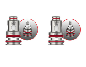VAPORESSO | GTX-2 REPLACEMENT COILS | PACK OF 5