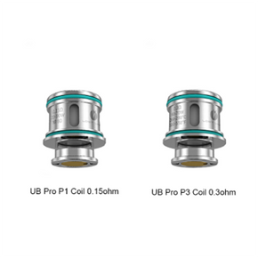 LOST VAPE | ULTRA BOOST PRO REPLACEMENT COILS | 3 PACK