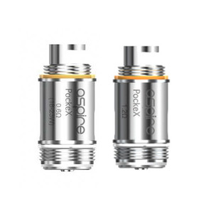 ASPIRE | POCKEX REPLACEMENT COILS | 5PACK